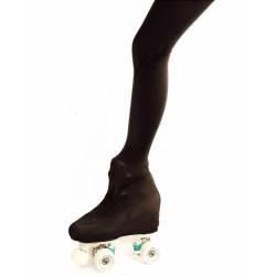 """CALZA AMERICANA COLLANT 50 DEN """" Skatepassion"""" COL. NERE"""