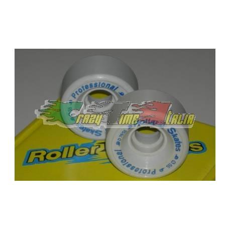 ROLLER SKATE - SET RUOTE BASE D. 55