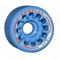 KOMPLEX - SET RUOTE IRIS Ø57 AVVIAMENTO