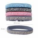 Elastico-braccialetto Colorato con Fantasie
