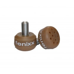 FENIXX - TAMPONE FRENO SUPER JUMP HARD AMBRA