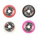 SET 4 RUOTE STREET KINGS 85A/76mm