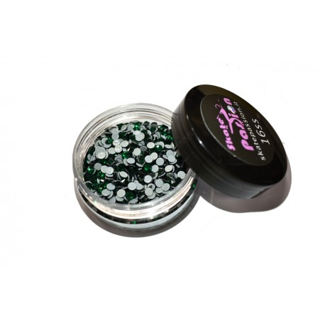 STRASS SKATEPASSION - EMERALD 16SS (720)