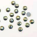 STRASS SKATEPASSION - BLACK DIAMOND AB 16SS (1440)