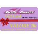 GIFT CARD 20€ (Carta Prepagata)